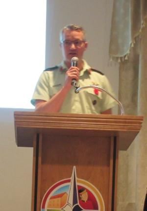 Colonel Gervais Carpentier