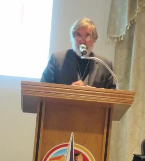 M. Richard M. Bégin