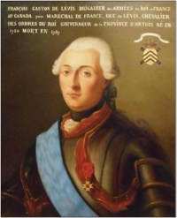 François Gaston de Lévis