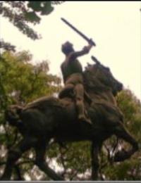Monument de Jeanne d'Arc, New York 1915
