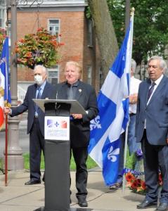 Société française de Québec : M. Yves Saliba, président.