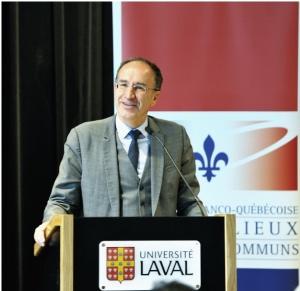 2 novembre 2019 : Discours du Consul général de France à Québec, lors de l'inauguration de notre colloque sur Jean-Nicollet.