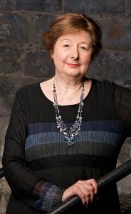 Mme Francine Lelièvre, directrice générale du Musée de Pointe-à-Callière